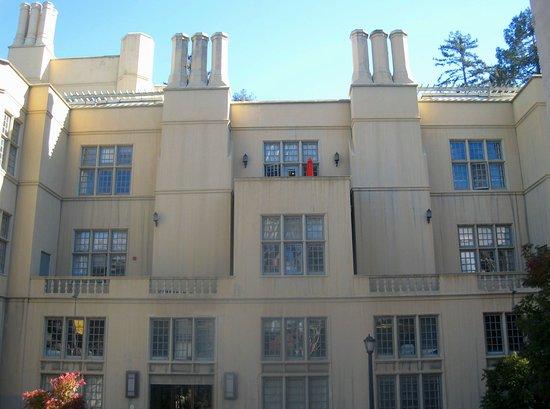 Moses Hall