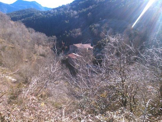Campelles, Spain: la casa