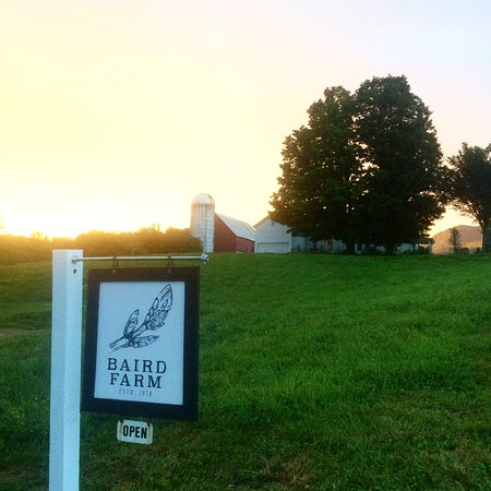 Chittenden, VT: Summer afternoon on the farm