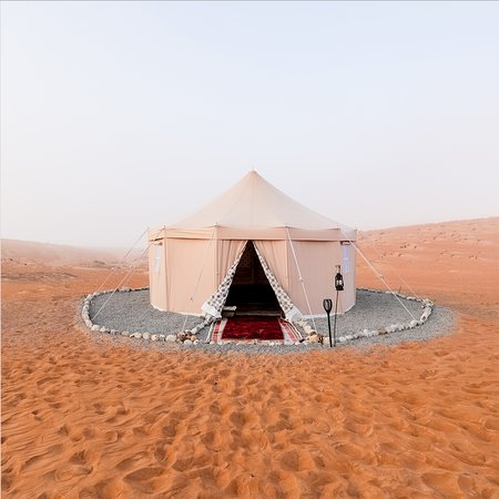 Oman Desert Private Camp - Starwatching Private Camp Photo