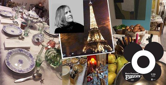 Marie Francoise Flavors Paris