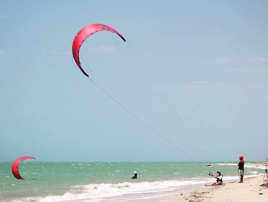 Riohacha, Colombia: #mayapo a new kite spot in the #guajira #coast