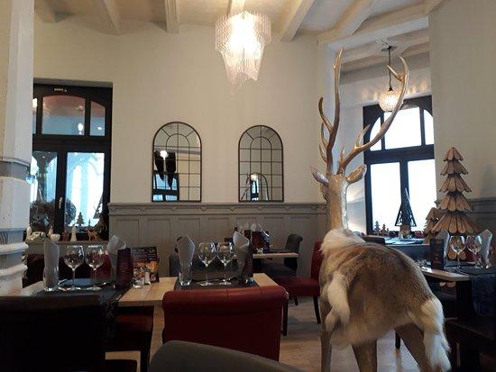 Restaurant Là-Haut de Saverne (Château médiéval) ©VDesforges