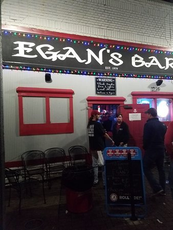 Egan's Bar - Tuscaloosa, AL