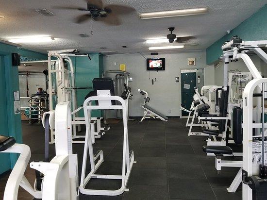 Beachfront Fitness Center