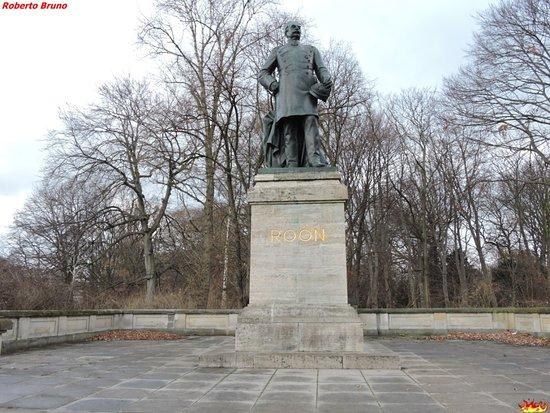 Statue of Albrecht Theodor Emil Graf von Roon
