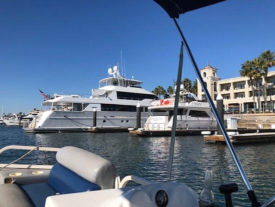 Marina Boat Rentals