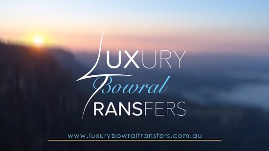 Luxury Bowral Transfers