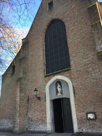 St. Elisabeth Church - facade