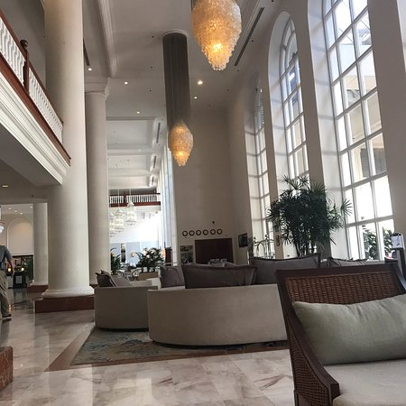 Good hotel, centrally located and walkable