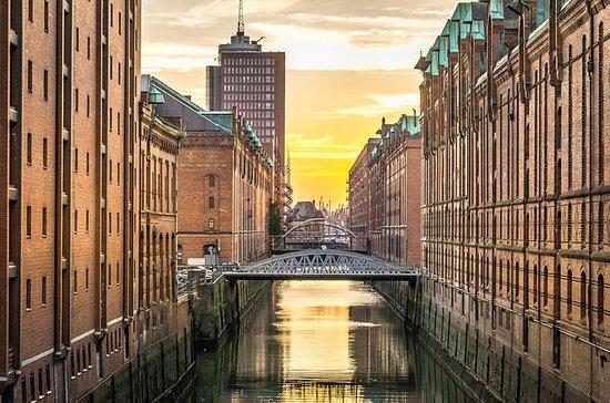Sightseeing Flight Hamburg