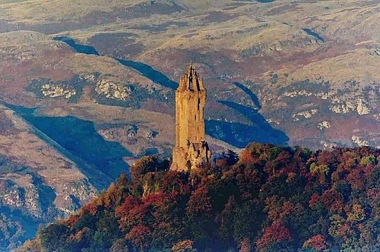 Stirling Castle & Jacobite Day Tour...