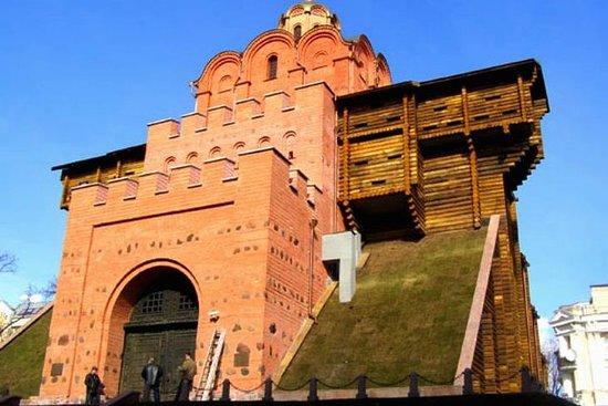 Antiga cidade de Kiev