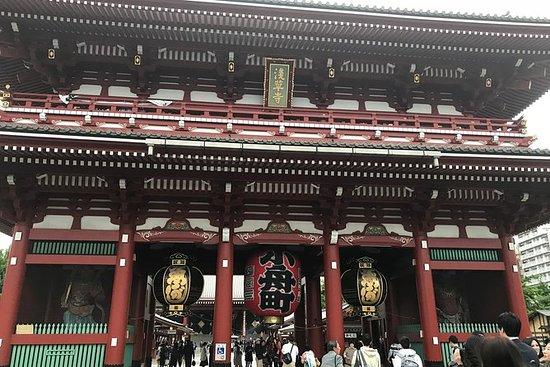 マルと東京一日観光