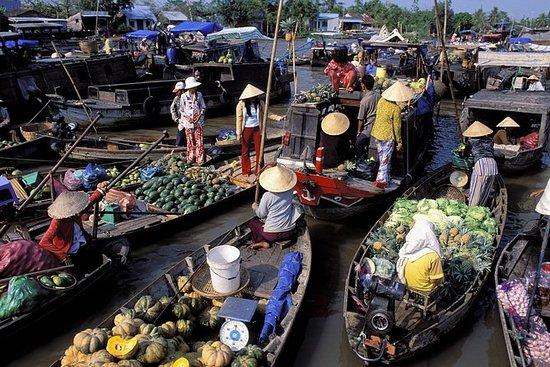 Mercato galleggiante privato Cai Rang