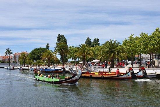 Besichtigung Aveiro & Costa Nova