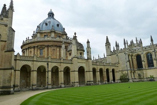 Driven Tour of Oxford & The Cotswolds