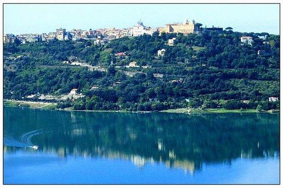 Los castillos romanos: Nemi, Ariccia...