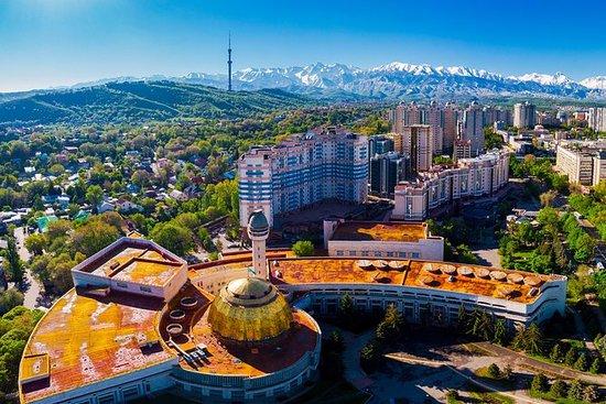 Layover av Almaty