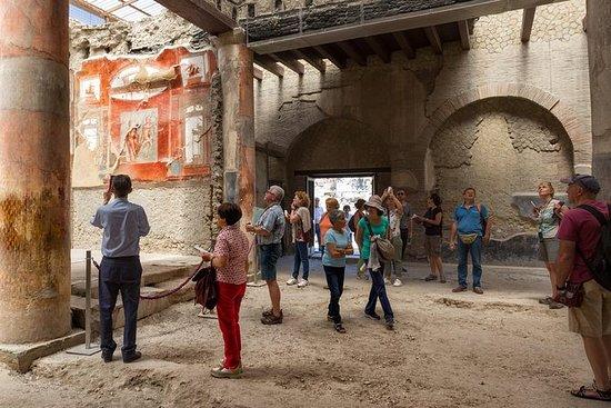 Herculaneum Small Group tur med en...