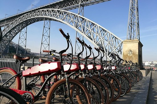 Porto Highlights E- Bike Tour