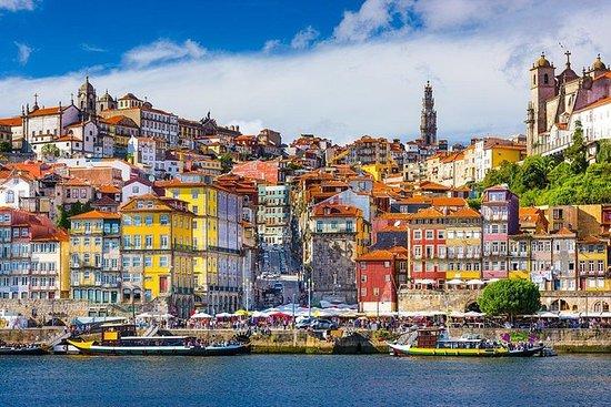 Full dag til Porto fra Lisboa...