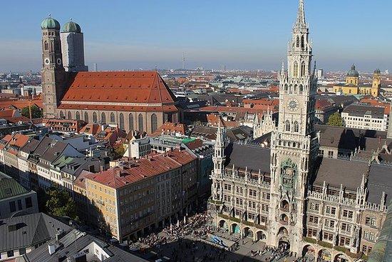 Tour privado a pie por Munich