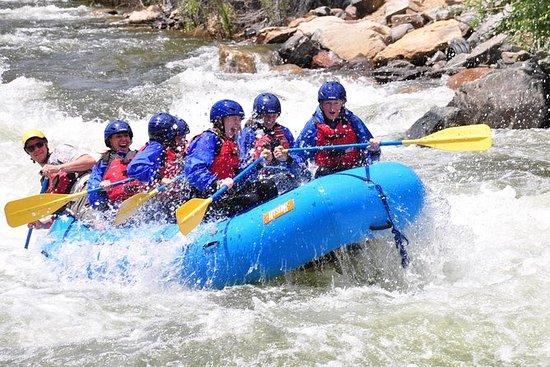 Beginner Whitewater Rafting on...