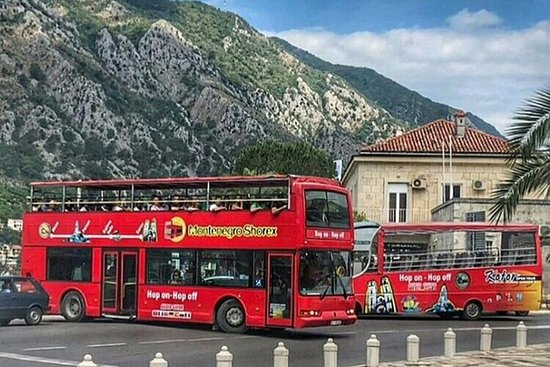 Hop on - Hop off Kotor Sightseeing...