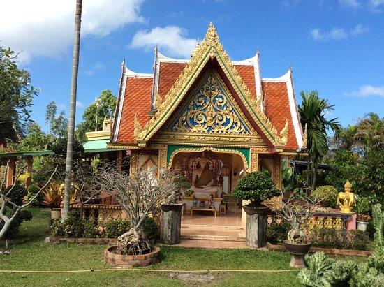 Nai Yang, Ταϊλάνδη: One of the many lovely Shrines
