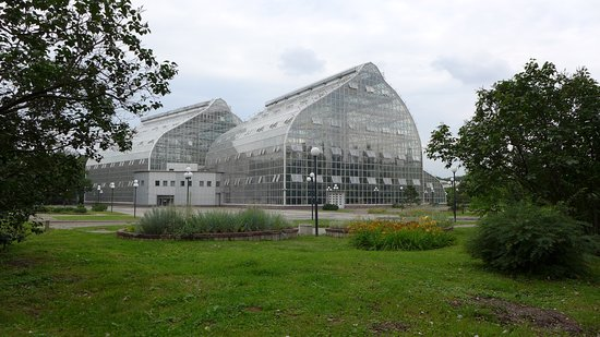 Fondovaya Orangery: Новая Фондовая оранжерея.