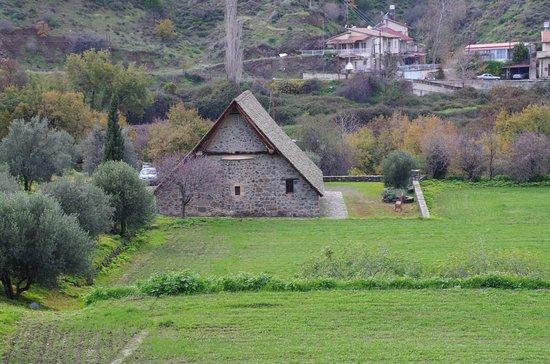 Galata, Cyprus: 畑の中にあります