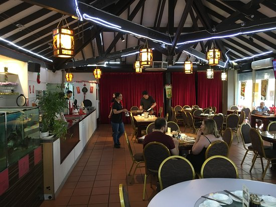 Willetton, Australia: Attractive dining area