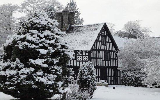 Caersws, UK: Exterior