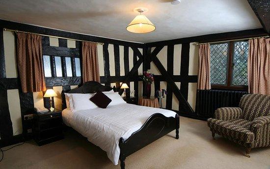 Caersws, UK: Guest room