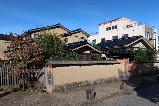 Nagamachi Bukeyashiki Kyukeikan
