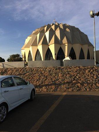 Omdurman, Sudan: Cupola della moschea