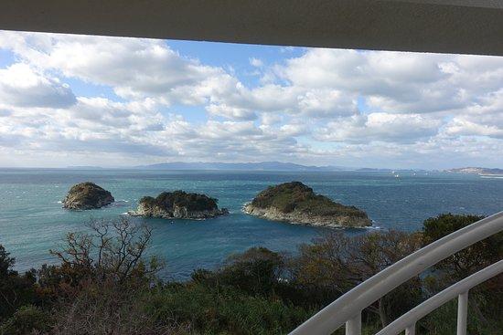 Cape Saikazaki: 美しい光景です