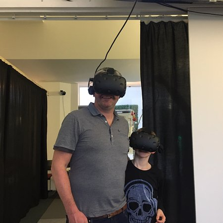 Amazing experience that my son and I loved!