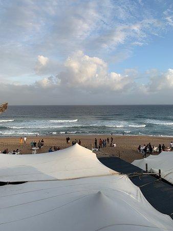 Westbrook Beach, Sudáfrica: View from upstairs