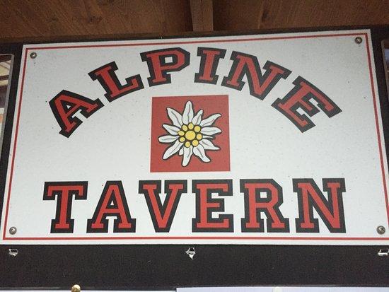 ALPINE TAVERN – slika