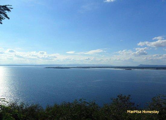 Non Sang, Thaïlande: Khao Khat Valley View Point @ Ubonrat (<18 km from WanWisa Homestay)