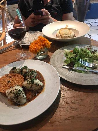 Good quality Greek food in Ubud