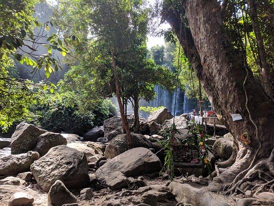 Kulen Mountain waterfall