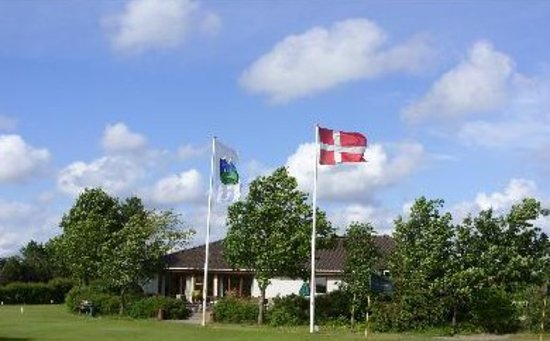 Soender Felding, Denmark: Klubhuset
