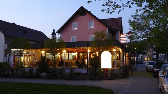 Erlenbach, Niemcy: Hotel Rebstock