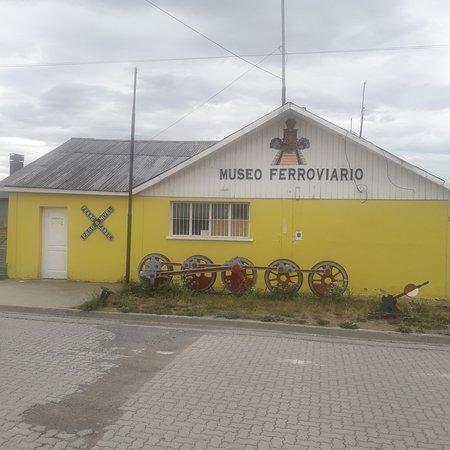 Museo Ferroviario Roberto Galián