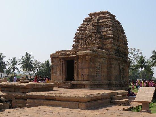 Pattadakal, Indien: Jambulingeshwara Temple