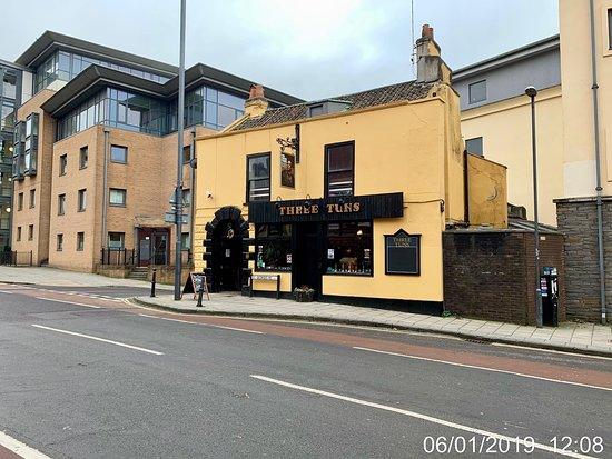 The Three Tuns Bristol