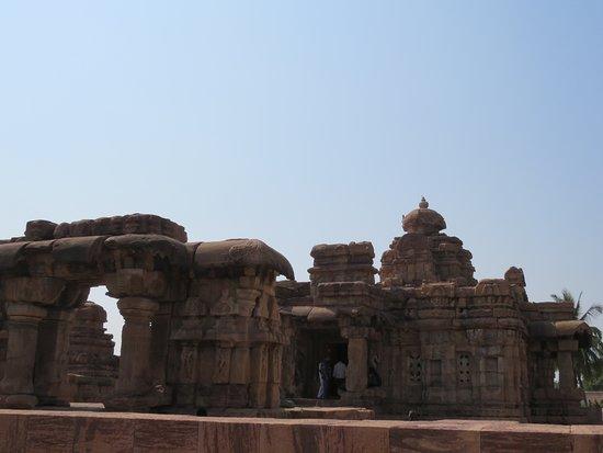 Pattadakal, Indien: Mallikarjuna Temple